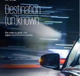 Destination (un)known: Key steps to guide your digital transformation journey