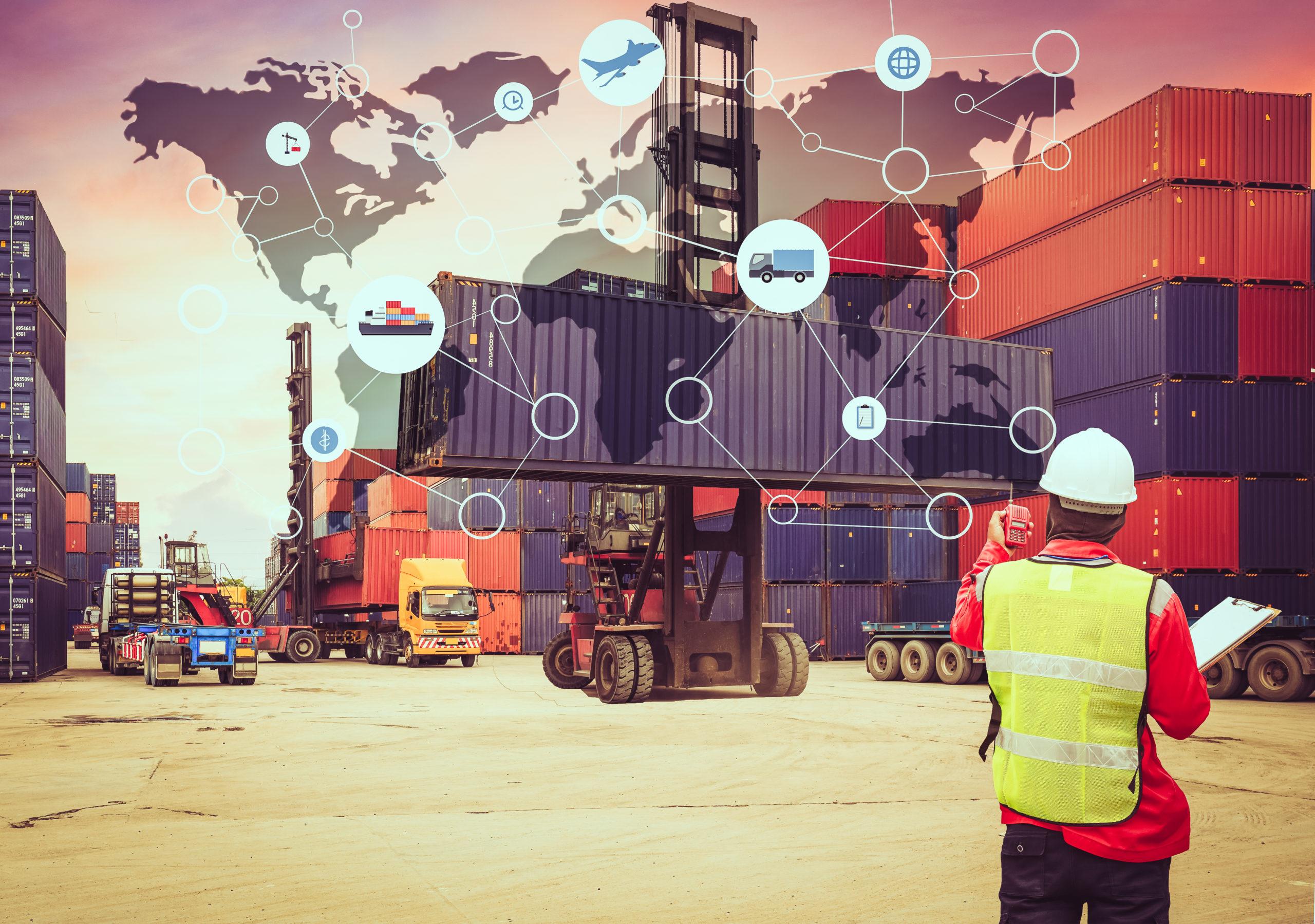 development of smart port technology
