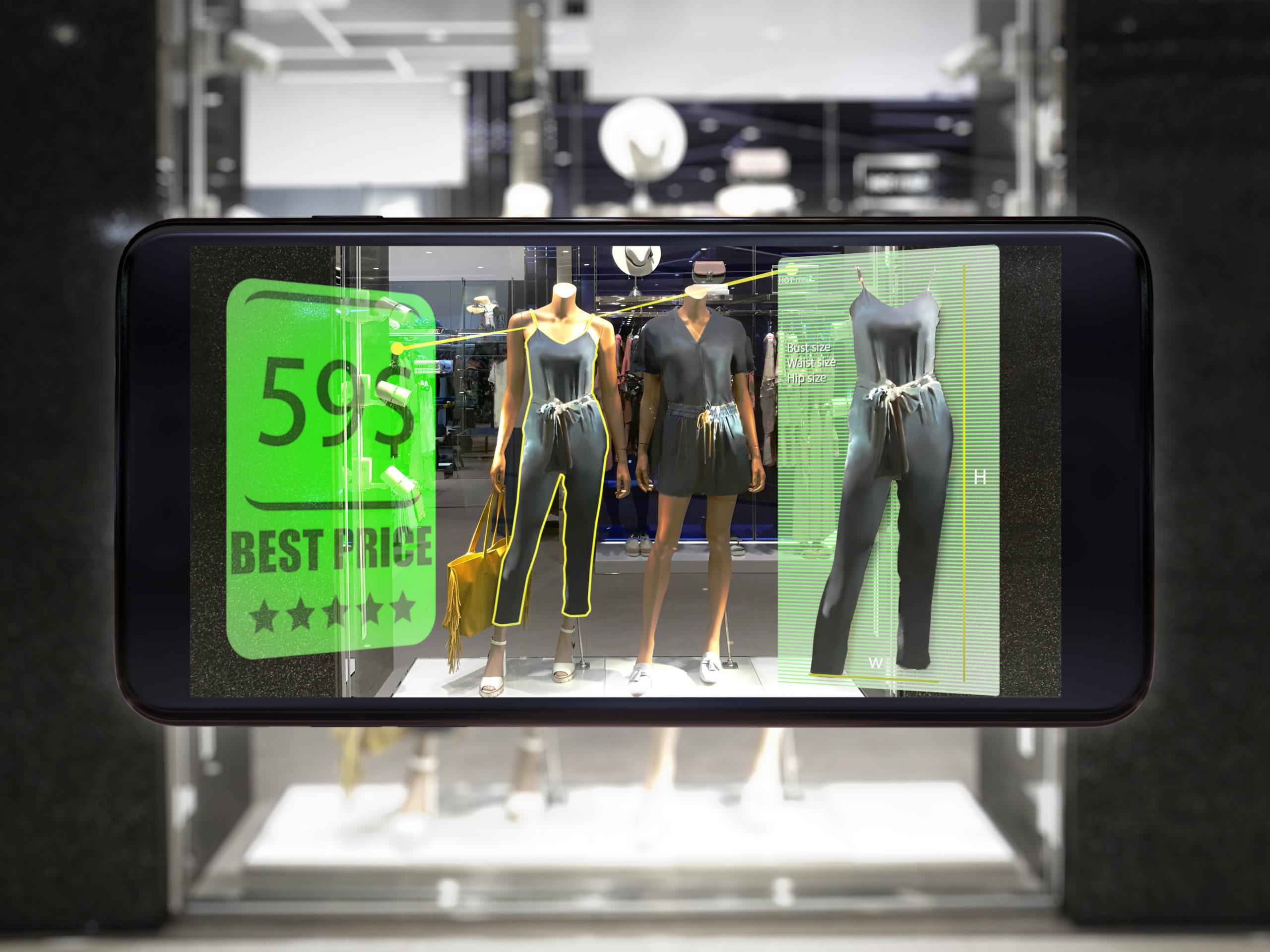 In-Store Digital Transformation