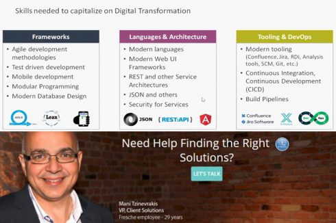 Thoroughly Modern: What To Pack For The Digital Transformation Journey