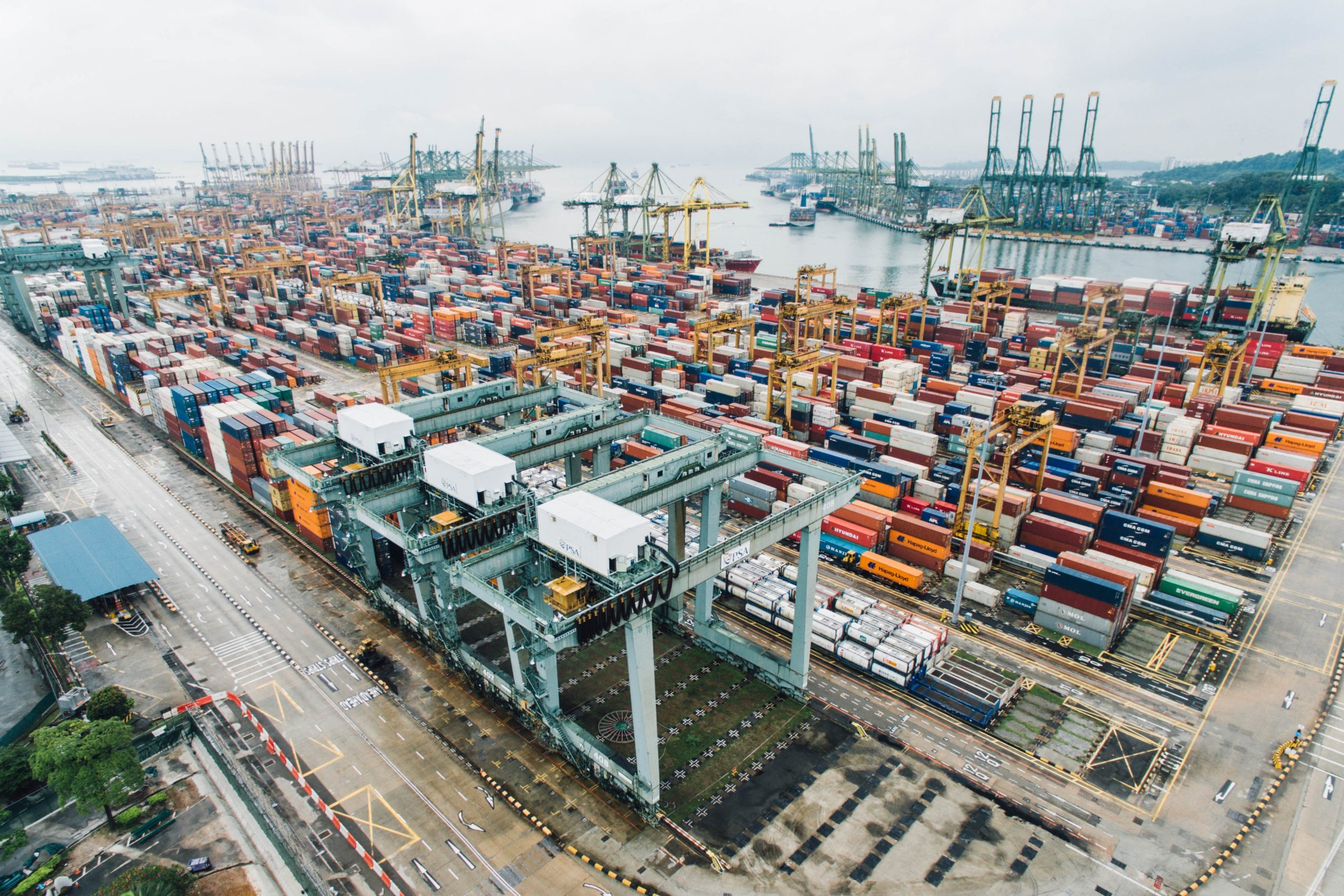 Logistics digitalisation and integration