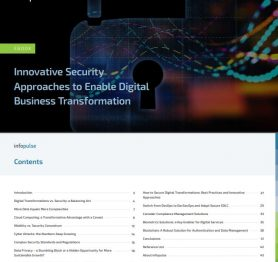 Innovative Security Approaches to Enable Digital Business Transformation