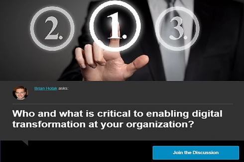 Enabling digital transformation: CIO talks 3-phase journey