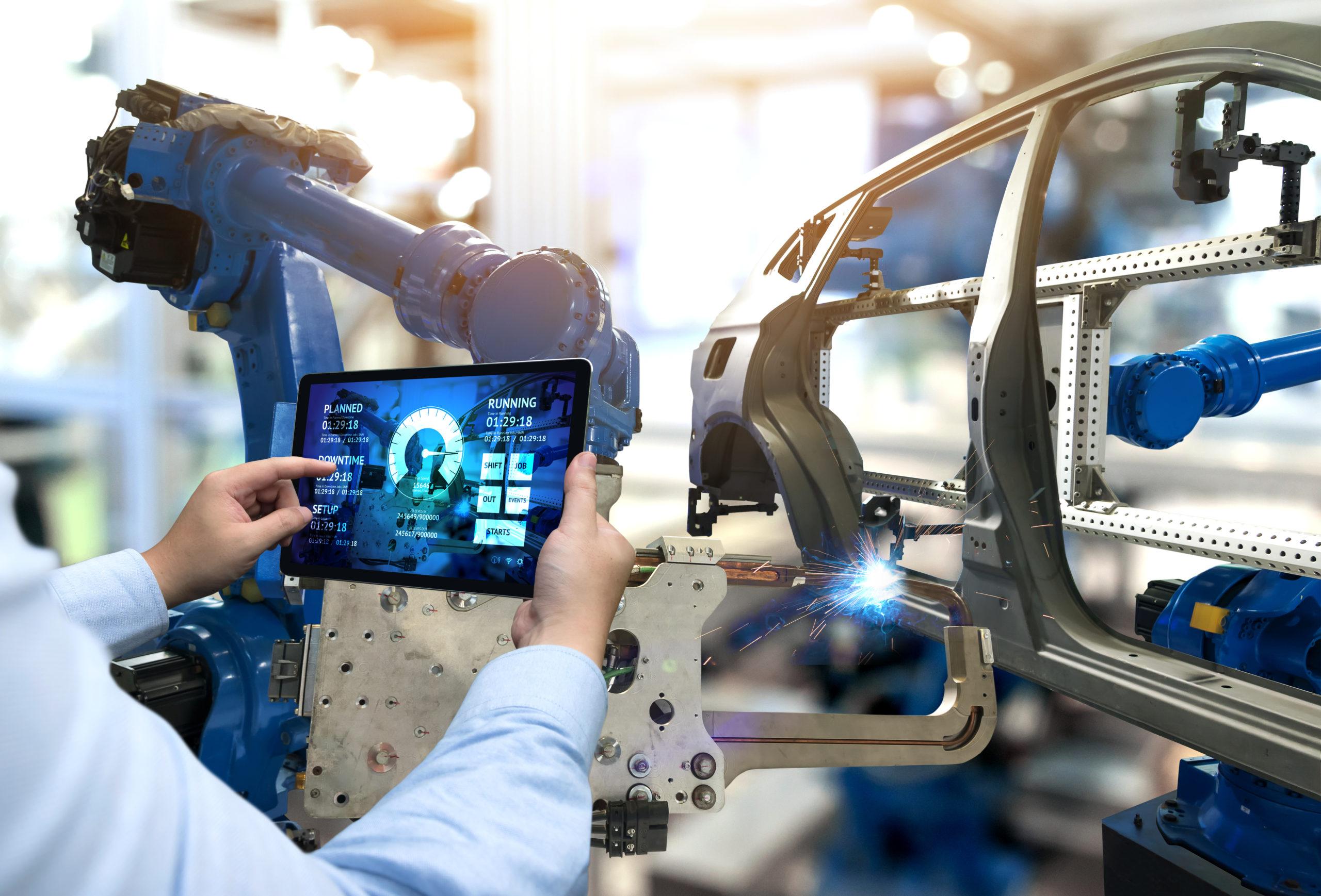 Industry 4.0-set of enabling technologies