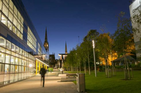 Interview: Inside Coventry University's digital transformation