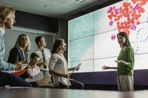 The Human Factor in Digital Transformation Projects