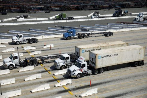 Life on the Road Gets a Little Easier as Truckers Adopt Digital Technology
