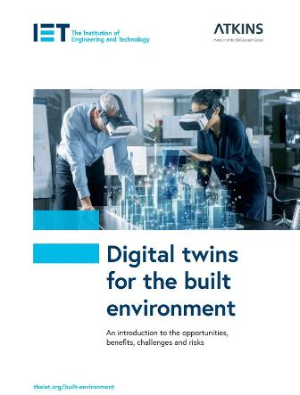 Digital twins for the built environment-Report