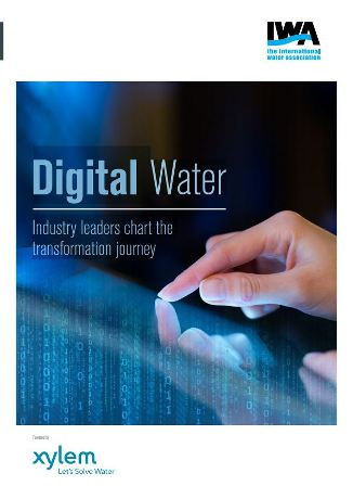Digital Water - Industry leaders chart the transformation journey-Report