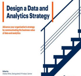 Design a Data and Analytics Strategy