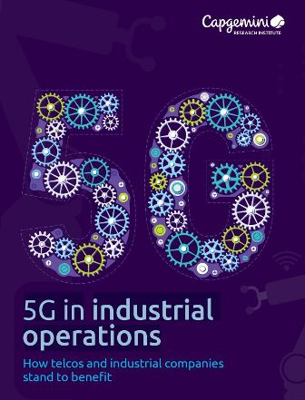 5G in industrial operations-Report