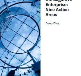 Building the Cognitive Enterprise – Nine Action Areas