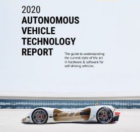 2020 Autonomous Vehicle Technology Report