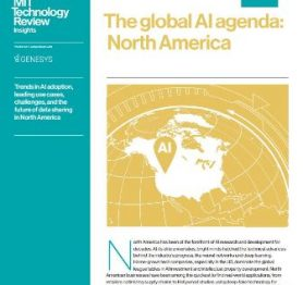 The global AI agenda: North America