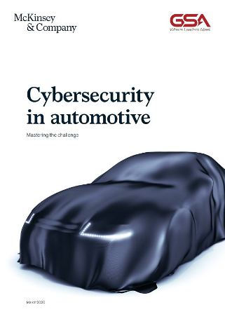 Cybersecurity in automotive - Mastering the challenge-Report