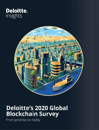 Deloitte's 2020 Global Blockchain Survey - From promise to reality-Report
