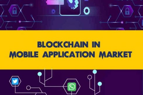 Blockchain In Mobile Application Market – Infographic