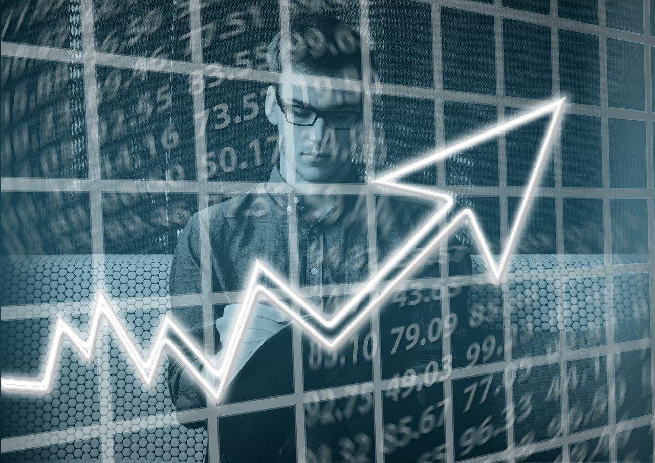 revenue chart digital transformation success story