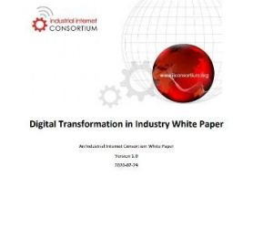 Digital Transformation in Industry