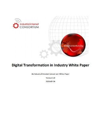Digital Transformation in Industry-Report